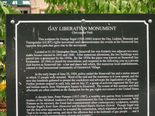 http://commons.wikimedia.org/wiki/File:Gay_Liberation_Monument_(Manhattan)_-_01.JPG